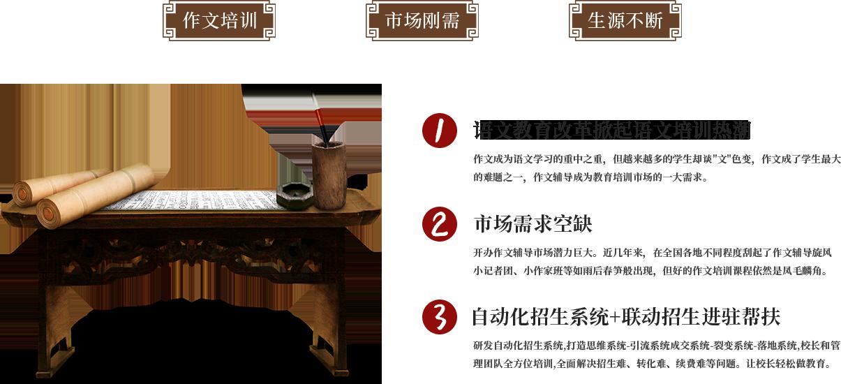 语文教育改革掀起语文培训热潮